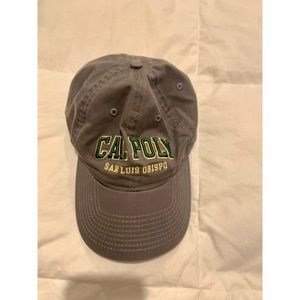 Cal Poly Adjustable Hat